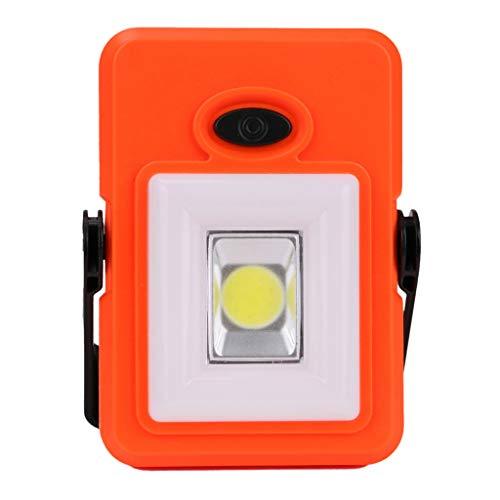 Nncande COB + LED Schranktisch Licht ,Schrankleuchten LED Kabinett Nachtlicht Magnetische Lampen kleiderschrank für Schranktisch, Kleiderschrank, Treppe, Beleuchtung für Zuhause