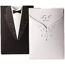 Suchergebnis Auf Amazon De Fur Hochzeitseinladungen Selber Basteln