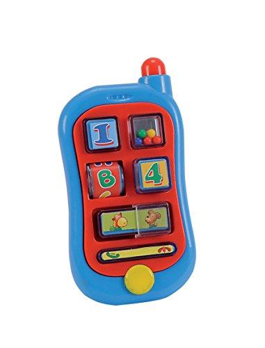 Simba 104015349 - ABC Erstes Telefon 20 x 15 cm Preisvergleich