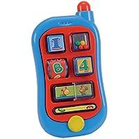 Simba Toys 104015349 ABC - Teléfono de aprendizaje [Importado de Alemania]