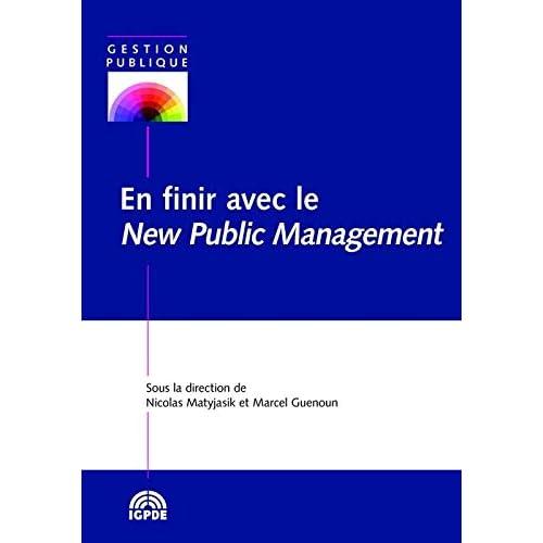 En finir avec le New public management
