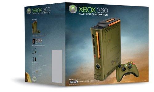 Xbox 360 - Konsole Halo 3 Limited Edition [UK Import] (Edition Xbox 3 360 Halo Limited)