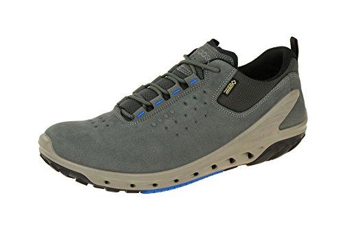Ecco Biom Venture, Chaussures de Randonnée Basses Homme, Gris