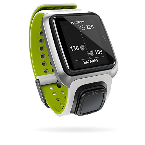 TomTom Golfer GPS Watch - White