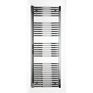 Anapont Radiator, Radiator Chrome Straight Quality Available in Different Sizes, Towel Rail, Towel Dryer - 1775h x 750b
