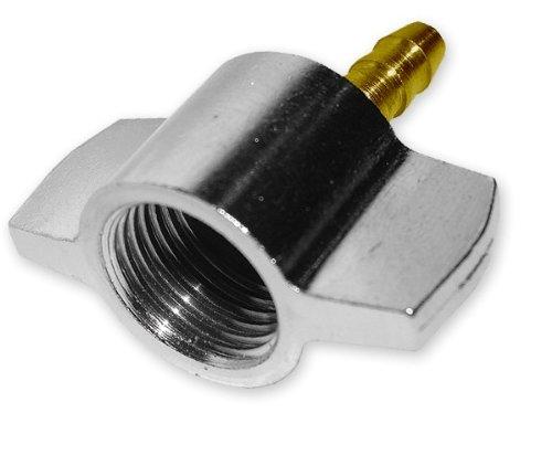 Flügelmutter M16 für 8mm Druckluftschlauch