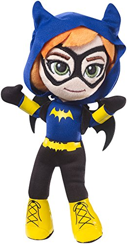 DC Super Hero Girls Mini Plush Batgirl