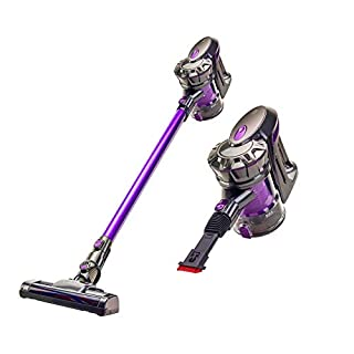 VYTRONIX BCS01 22.2v Lightweight Lithium 3 in 1 Cordless Upright Handheld Stick HEPA Vacuum Cleaner