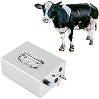 Máquina de ordeño, succión Grande Bomba de vacío de Host de Carga de succión Directa Accesorios de la máquina de ordeño eléctrica(EU Plug)