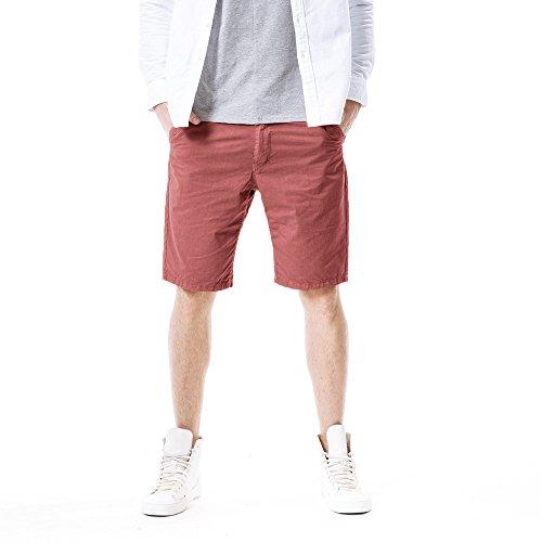 UFACE Herren Shorts, Bekleidung Beiläufige Reine Farbe Der Männer Im Freien Taschen-Strand-Arbeits-Hosen-Fracht-Kurzschluss-Hose