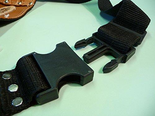 Kinder Werkzeuggürtel Werkzeugtasche aus ECHT - LEDER -