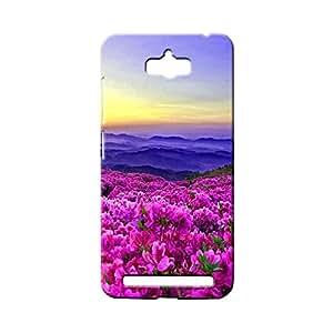 BLUEDIO Designer 3D Printed Back case cover for Asus Zenfone Max - G1367