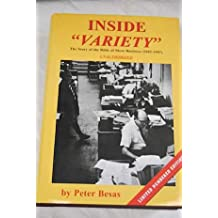 "Inside ""Variety"": the story of the bible of show business, (1905-1987) : (unauthorized)"