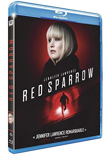 Red Sparrow - Le Moineau Rouge [Blu-ray]
