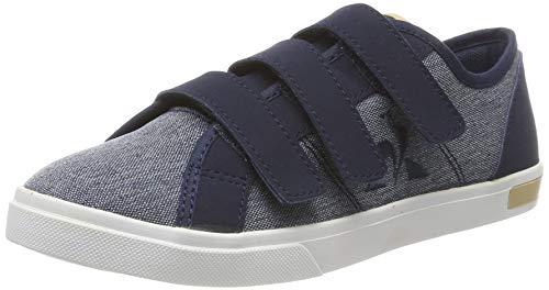 le coq Sportif Unisex-Kinder Verdon PS Denim Sneaker, Blau (Dress Blue Dress Blue), 32 EU