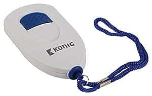 König SAS-APS10 Alarme de sécurité personnelle