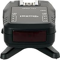 Rollei Funk Blitzempfänger - mit High-Speed-Synchronisation bis zu 1/8000 Sekunden - für Canon und Nikon - schwarz