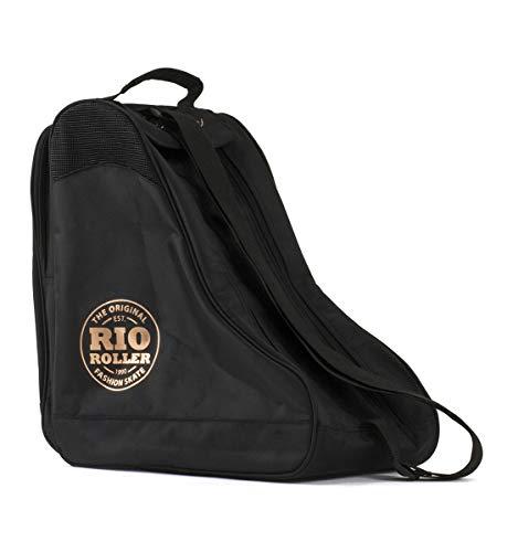 Rio Roller Rose Skate Bag - Black