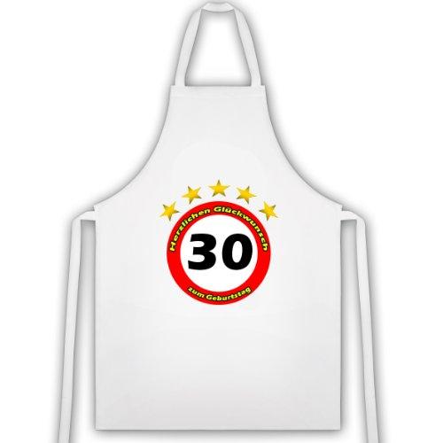 Rahmenlos tablier ≤ «30» idée cadeau à souhait!