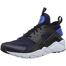 Nike Air Huarache Run Ultra GS, Chaussures de Gymnastique garçon 85fe37bf3633