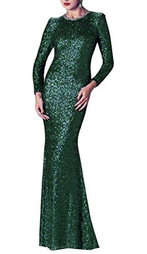 Emmani - Robe - Femme green
