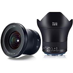 ZEISS Milvus 2.8/15 ZE Objektiv für Canon