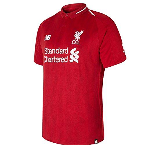 New Balance FC Liverpool Trikot Home 2018/2019 Herren 3XL