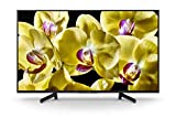 Sony Bravia 108 cm (43 inches) 4K Ultra HD Certified Android LED TV KD-43X8000G (Black) (2019 Model)