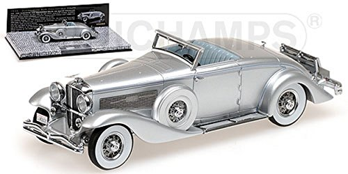 minichamps-pm437150330-duesenberg-sjn-convertible-coupe-1936-silver-143