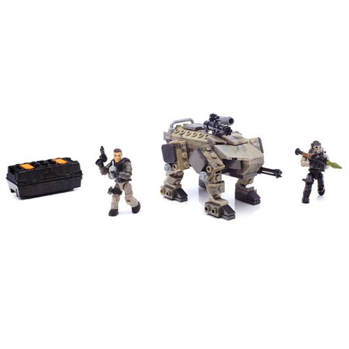 Mega Bloks Call Of Duty CLAW Assault  Build the Call of Duty CLAW Assault Collector Construction Set by Mega Bloks.  Virtually unstoppable, the Cognitive Land Assault Weapon (CLAW) is a powerful un-manned vehicle designed to unleash heavy firepower. ...