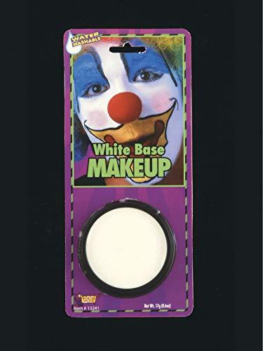 FORUM White Grease Make-up Halloween Zombie Clown Mime Theaterbühne [Spielzeug]