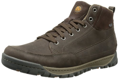 Merrell  TRAVELER TOUR WTPF, Chukka homme Marron - Brown