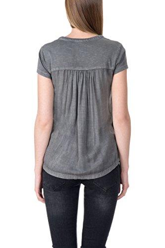 bellybutton Damen Umstands-T-Shirt Grau (Volcanic 1049)