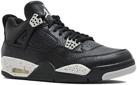 timeless design b52fe 25a63 Nike Nike Nike Air Jordan 4 Retro LS, Scarpe da Basket Uomo B01B9QY8BA  Parent   A Buon Mercato   Impeccabile   Apparenza Estetica   Forte calore e  ...