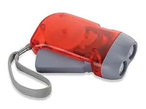 Lampe torche LED à gachette sans piles