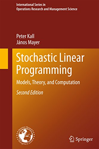 Stochastic Linear Programming: Models