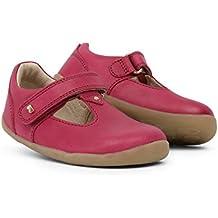 Bobux Step Up Girls Louise T-Bar Shoes
