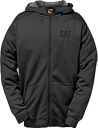 Caterpillar - Gilet sweat shirt à capuche CAT - 1910724