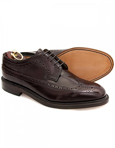 loake-bros-ltd-da-uomo-royal-brogue-in-bordeaux-rosso-oxblood-41