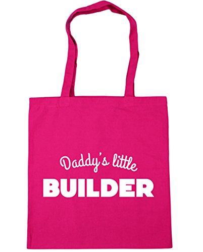 hippowarehouse 'Daddy 's Little Builder Tote Shopping Gym Beach Bag 42cm 3838, 10Liter,...