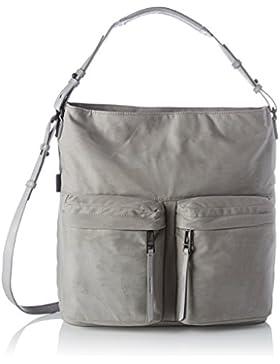 Marc O'Polo Damen Hobo Bag Schultertasche, 18 x 55 x 55 cm