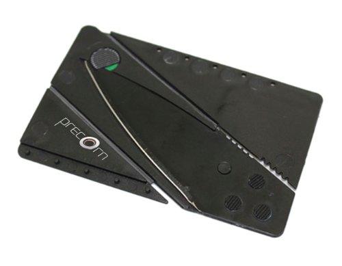 Kreditkarten-Messer Kreditkartenmesser Faltmesser Klappmesser Camping-Messer Taschenmesser Messer in...