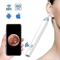 Visuelle Wifi Ohr Endoskop Diagnose Tool Ohr Reiniger Für Android Für Apple Computer Kamera Ohr Pick Gesundheit Pflege Werkzeuge Endoskope Werkzeuge