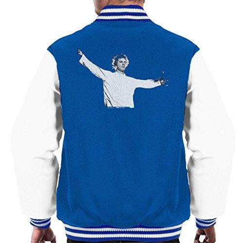 Preisvergleich Produktbild John Lydon Johnny Rotten Manchester Apollo 1986 Men's Varsity Jacket