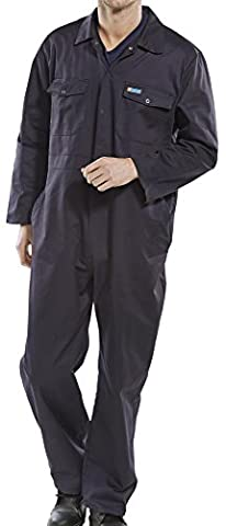 CLICK BOILERSUIT NAVY BLUE 44