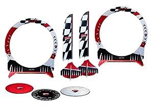 Ducati Corse dcrctrack Circuito FPV Compuesto de Gate, Flags y Starting Pad