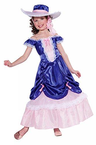 Forum Novelties Blossom Southern Belle Child's Costume, Medium