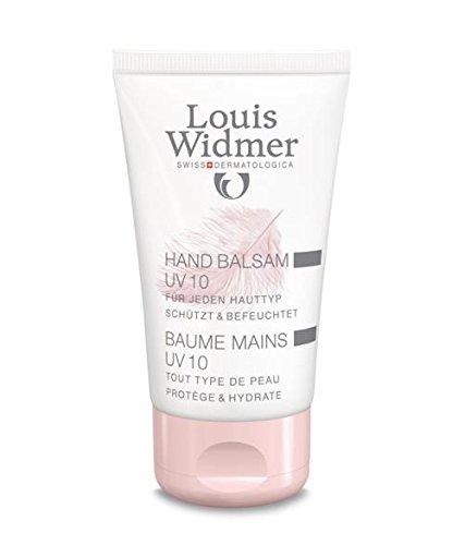 Widmer Hand Balsam UV 10 unparfümiert,50ml