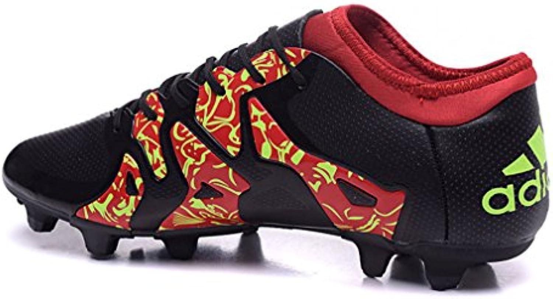 Generic Herren miadidas x15 Menace Pack 15,1 fgag schwarz Fußball Schuhe Fußball Stiefel -
