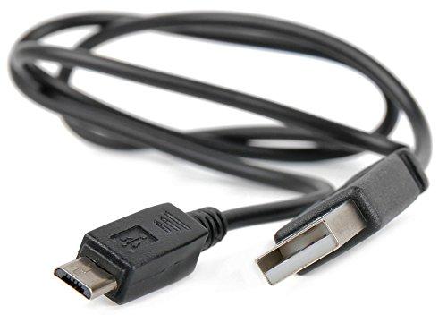 Duragadget - Câble de synchronisation Micro USB pour Blade 350 QX3, DJI Mavic Pro, Parrot Bebop 2 Explorer